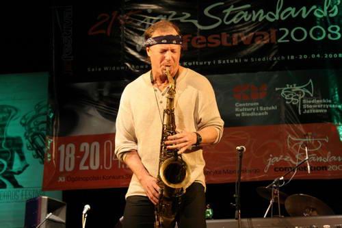 21 Festiwal Standardów Jazzowych, Siedlce 2008